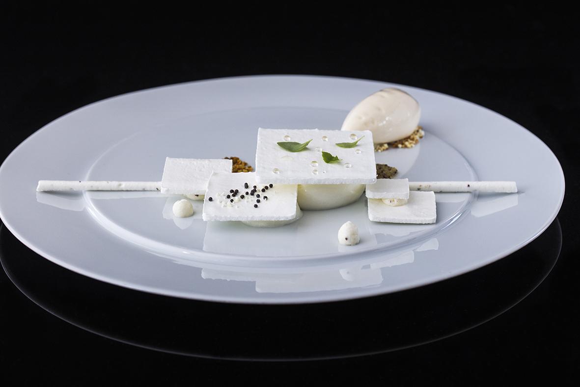 Plat meringue Maison Decoret - M. Cellard