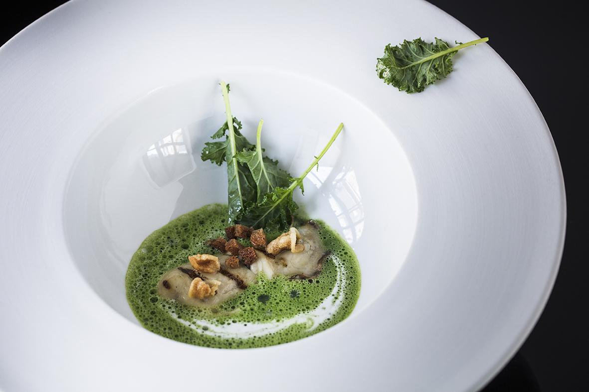 Plat soupe aux choux Maison Decoret - M. Cellard