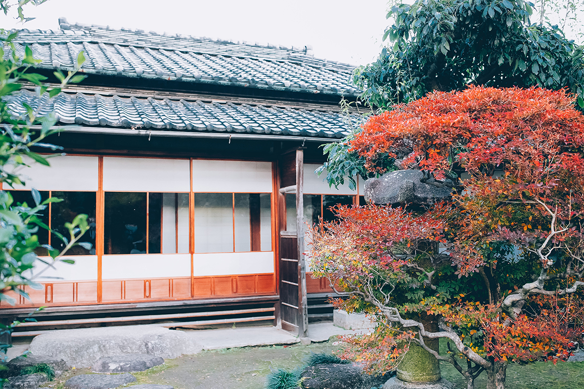Résidence traditionnelle, Matsusaka, Mie