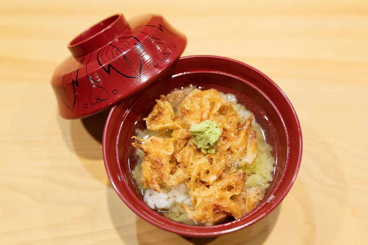 Restaurant Tempura 2 - Shima, Mie