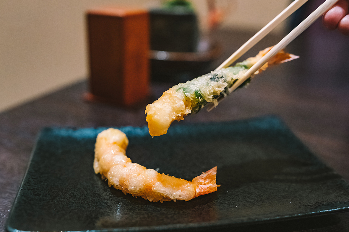Restaurant Tempura - Shima, Mie