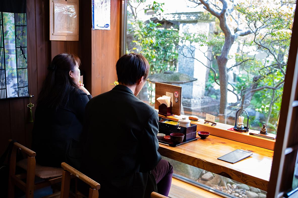 Restaurant bento - Matsusaka, Mie