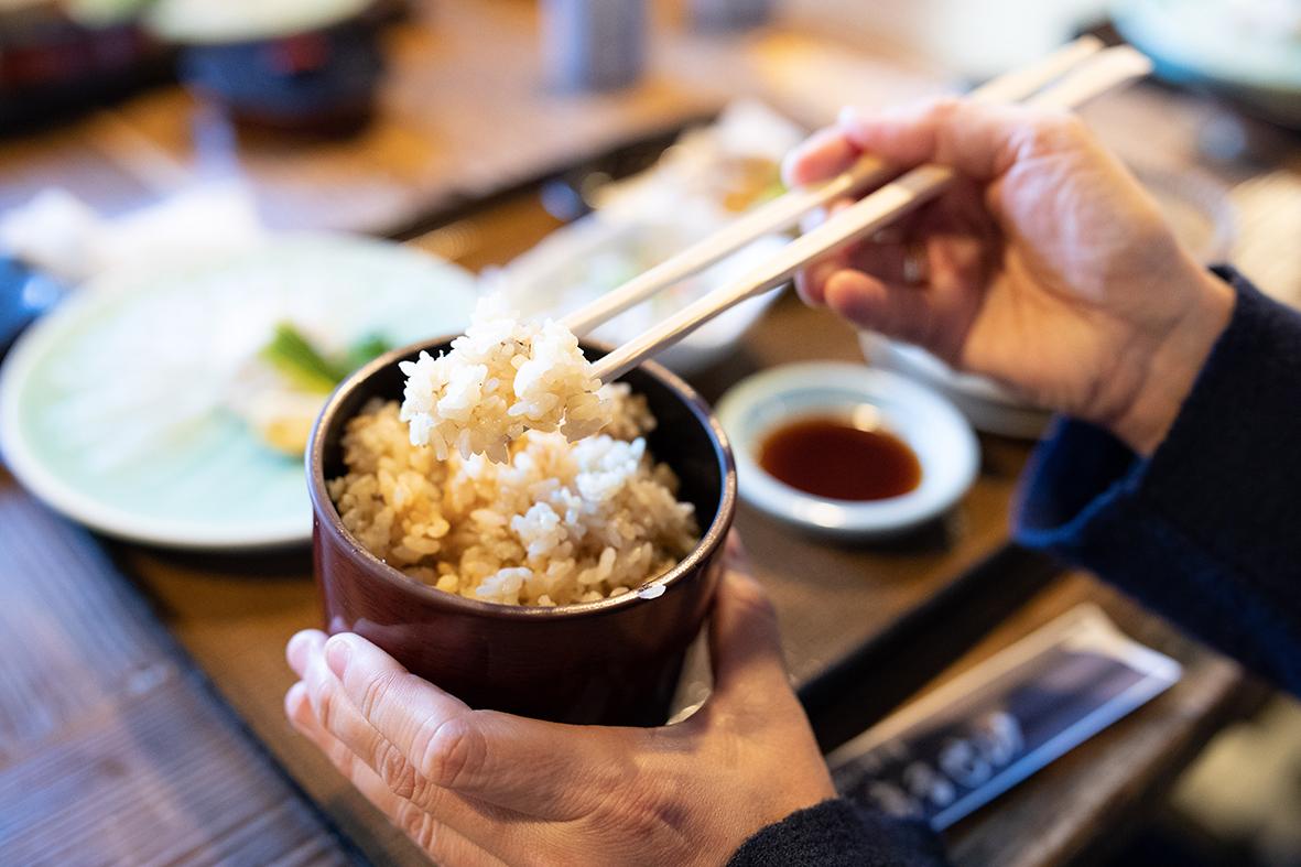 Restaurant de fugu- Shima, Mie