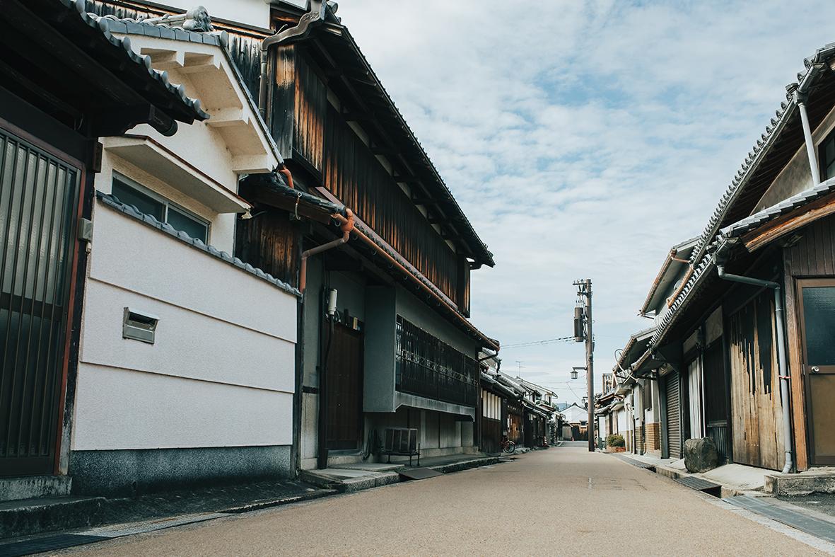 Ruelle Naramachi, Nara