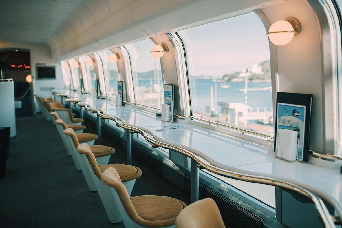 Wagon panoramique, Kintestsu Express