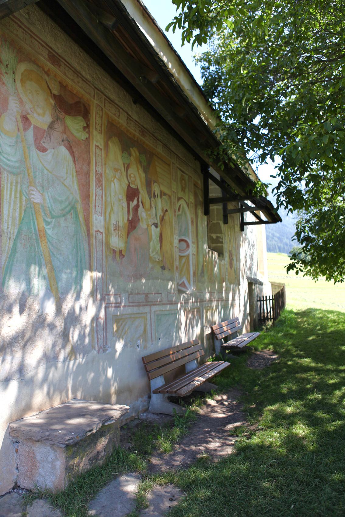 chapelle san V