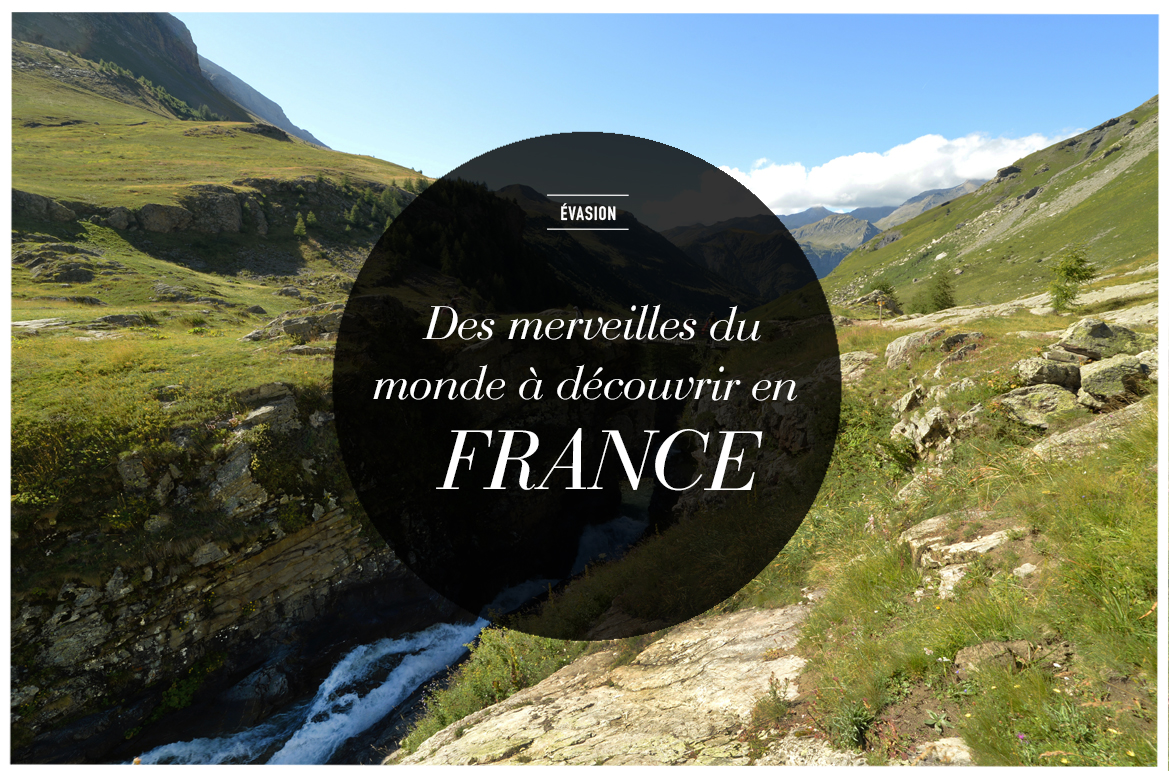 MERVEILLES FRANCE